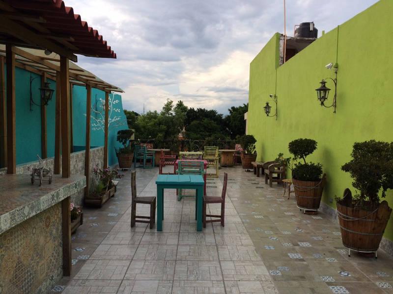 Terrasse - Heiraten in Mexiko - Kosten, Papiere, Organisation