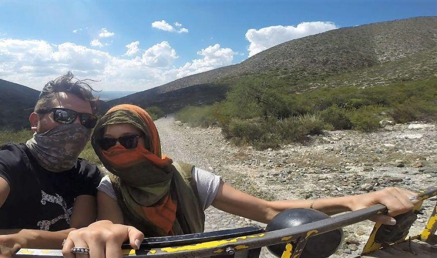Wir Willy Realde14 - Real de Catorce - Ein magischer Ort in der Wüste Mexikos