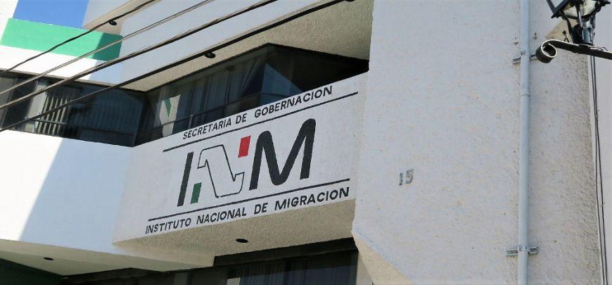 Migrationsamt in Mexiko