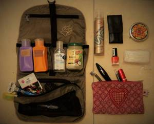 Packliste Hygiene - Packliste Hygiene