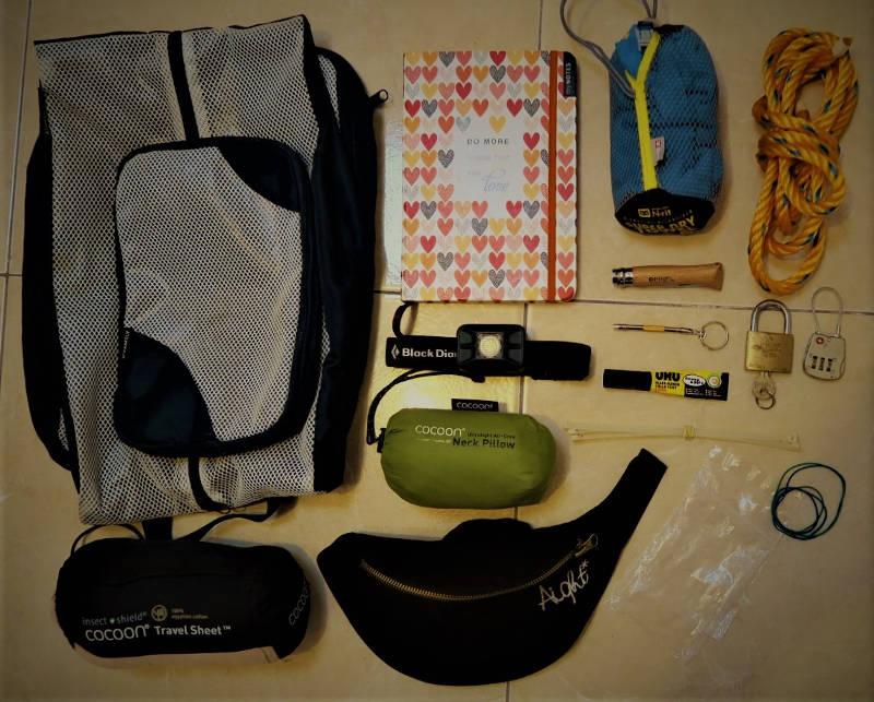 Packliste Praktisches - Backpacking Mexiko - Die ultimative Packliste