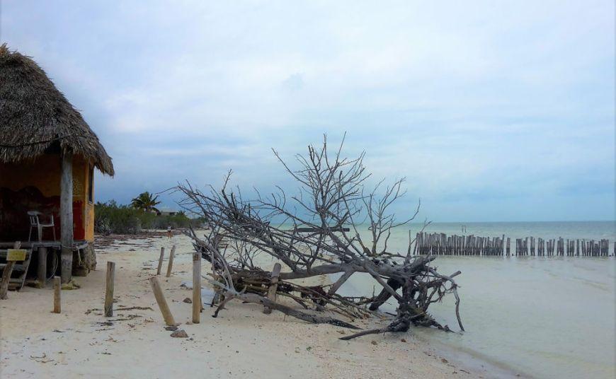 StrandHolbox - Zwei Monate Mexiko - Meine Reiseroute