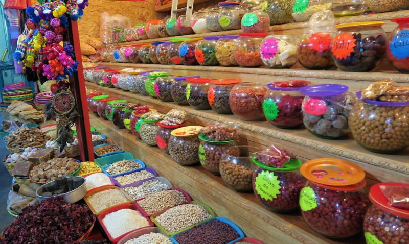 Markt Oaxaca - Du willst in Mexiko leben, aber dir hier keinen Job suchen? So geht's....