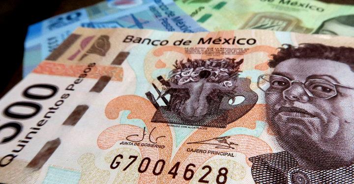 pesos - Zwei Monate Mexiko - Backpacking Reiseroute