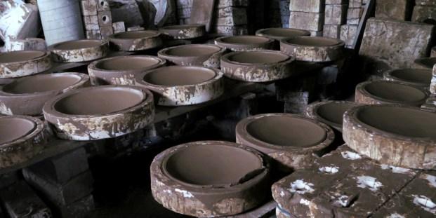Molds Plates - Barro Negro - Das schwarze Gold aus Oaxaca
