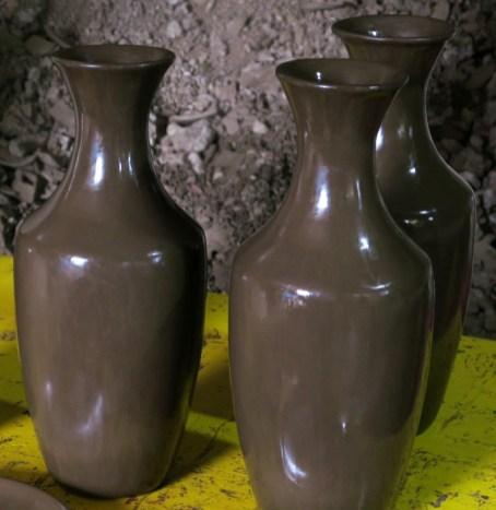 Shiny Vases - Barro Negro - Das schwarze Gold aus Oaxaca