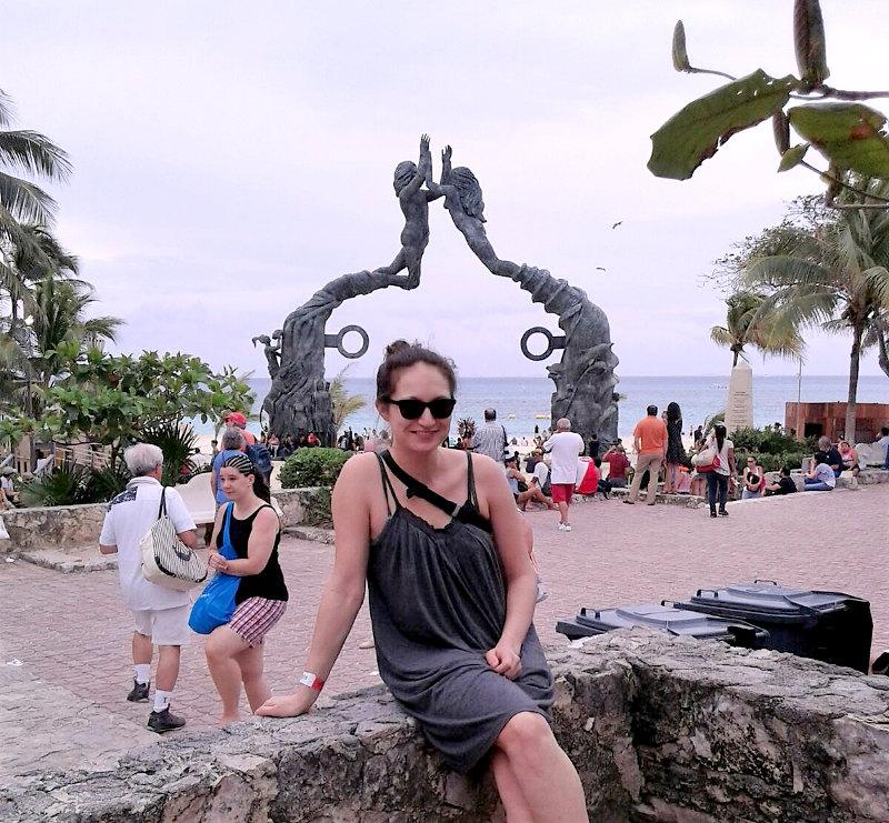 Playa del Carmen - Zwei Monate Mexiko - Backpacking Reiseroute