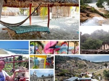 2 Monate Mexiko - Meine Reiseroute