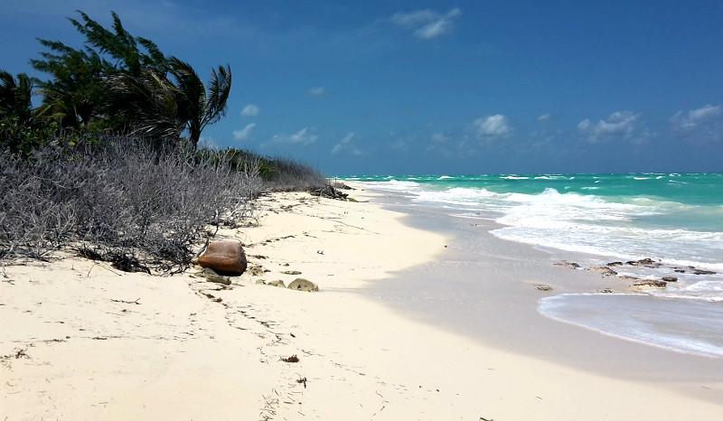Isla Blanca - Zwei Monate Mexiko - Meine Reiseroute