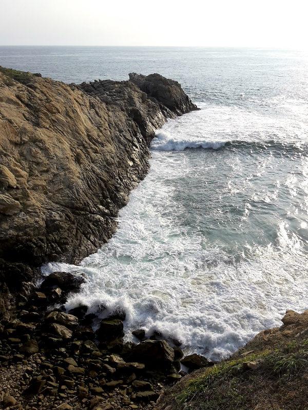 Mazunte Felsen - Zwei Monate Mexiko - Meine Reiseroute