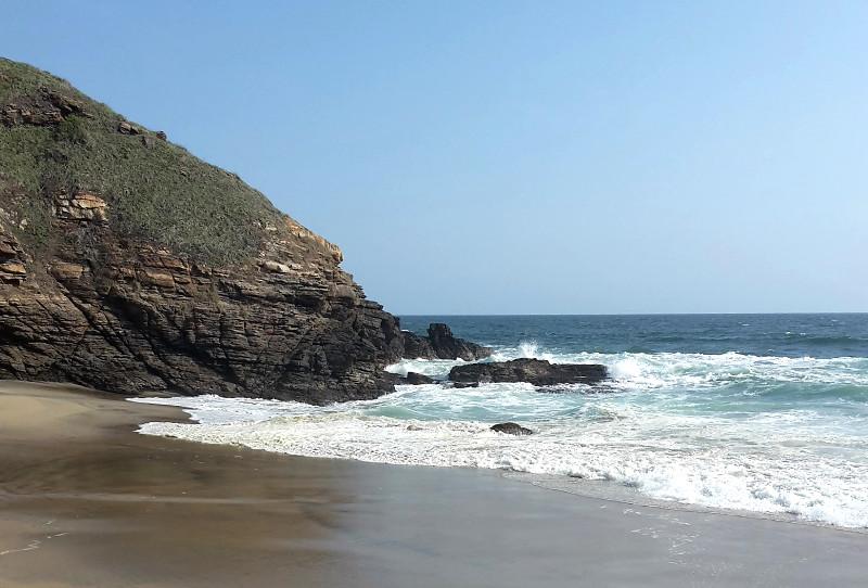 Mazunte Meer - Zwei Monate Mexiko - Backpacking Reiseroute