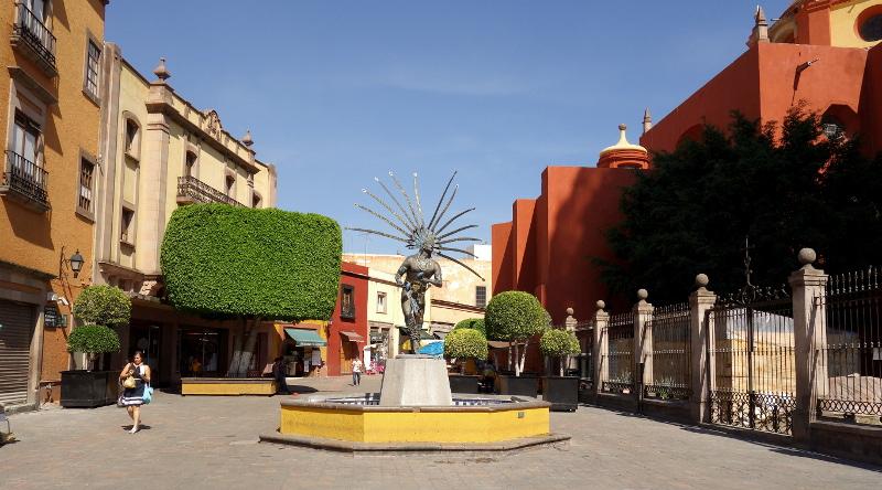 Qro Centro3 blog 1 - Querétaro - Der beste Start in dein Mexiko Abenteuer