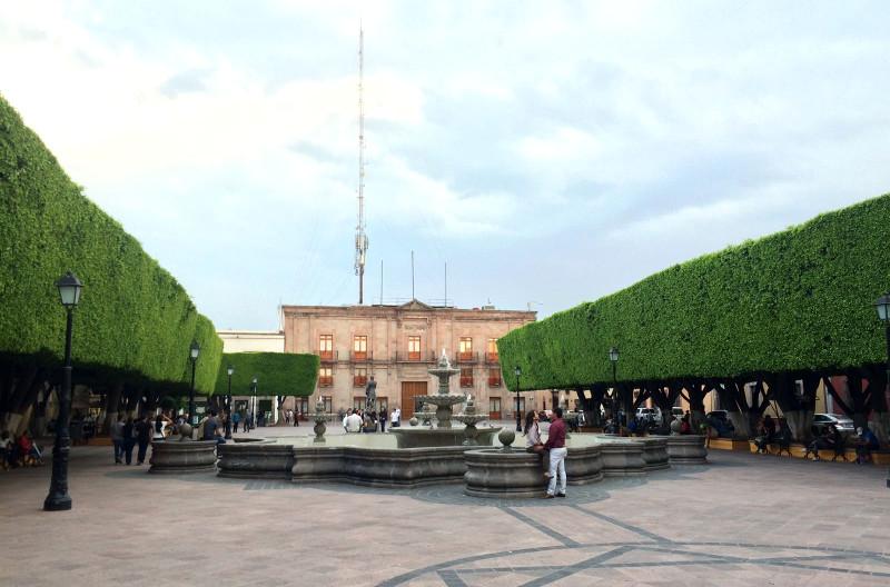 Qro Zentrum blog - Querétaro - Der beste Start für dein Mexiko Abenteuer