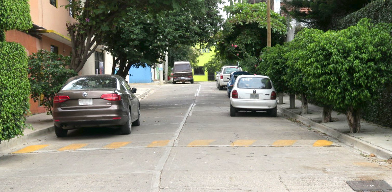 Streetbomb Wohngebiet - Alltag in Mexiko - Was ist anders?