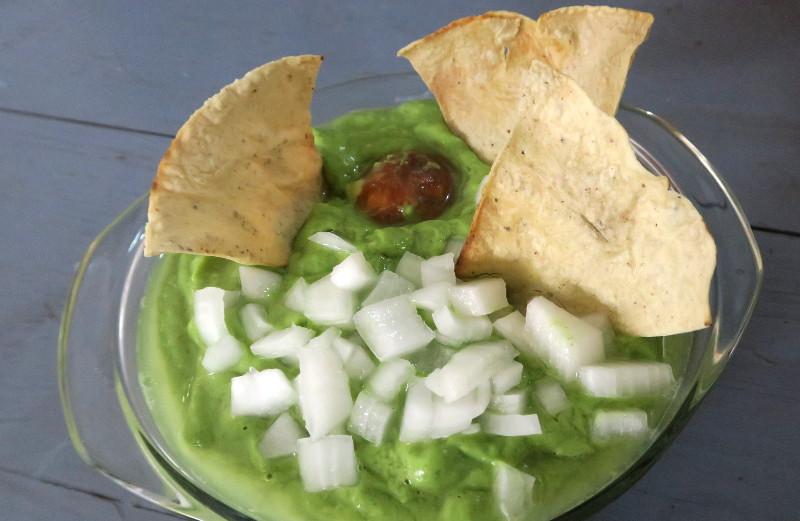 "Guacamole - Rezept Guacamole ""Chilango"" Style"