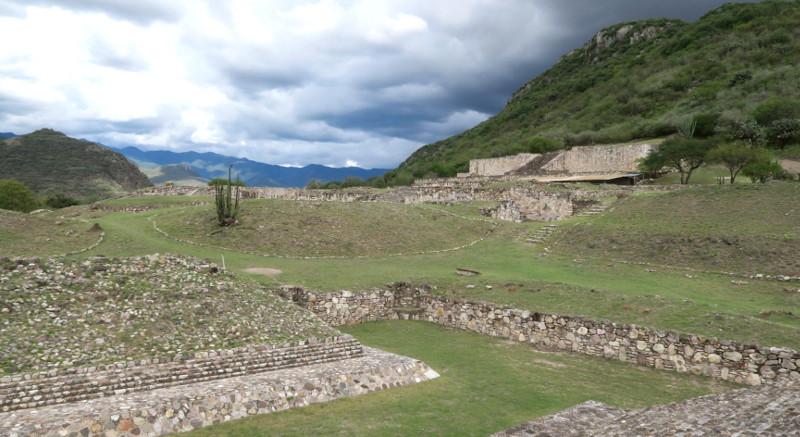 Dainzu blog - Archäologische Stätten rund um Oaxaca City - Meine Top 5