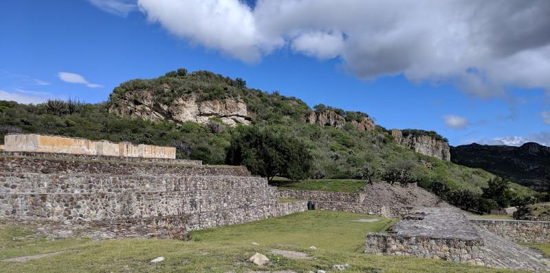 Yagul Felsen - Archäologische Stätten rund um Oaxaca City - Meine Top 5