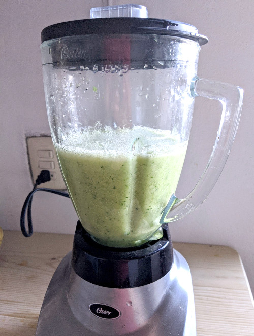 Mixer - Rezept Jugo Verde – Der gesündeste Smoothie Mexikos