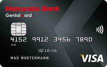 hanseatic bank genialcard1 - Geld Guide Mexiko