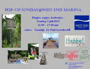 Pop-up Sunday Oud-Loosdrecht