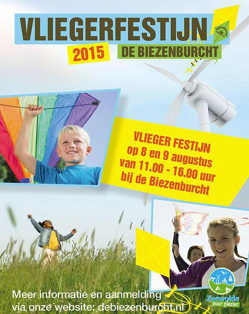 Vliegerfestijn Biezenburgt