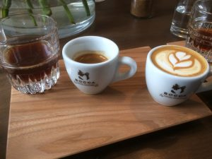 Coffee Bike Tour in Cofeee City