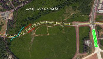 Western Parallel Connector profile at Jodeco Atlanta South