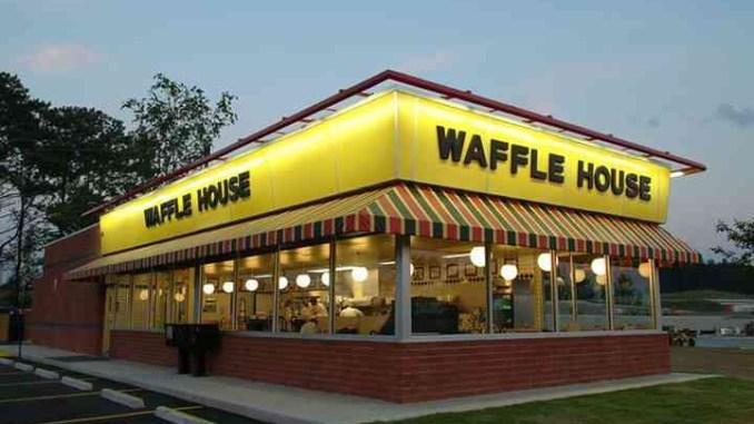 Stock photo of Waffle House