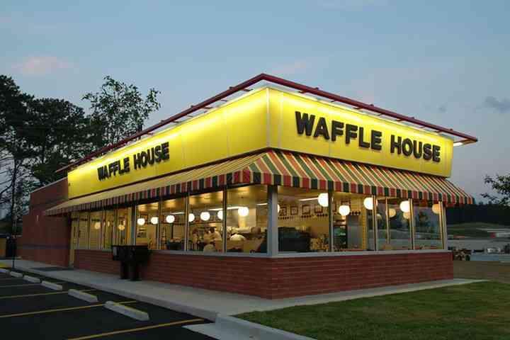 Stock photo of Waffle House (company photo)