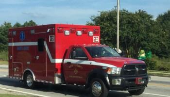 Photo of Rescue 12 (staff photo)