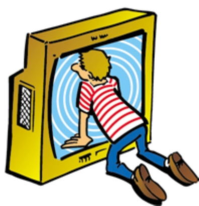 It's easy to be lulled by TV...