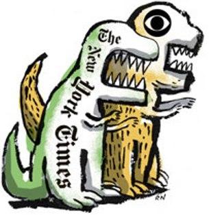 Mediasaurus - courtesy Slate