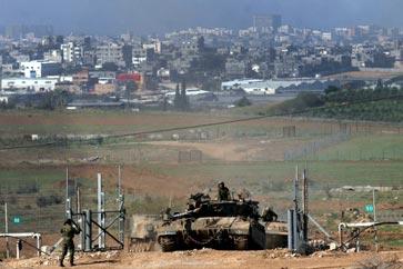 Gaza under siege...