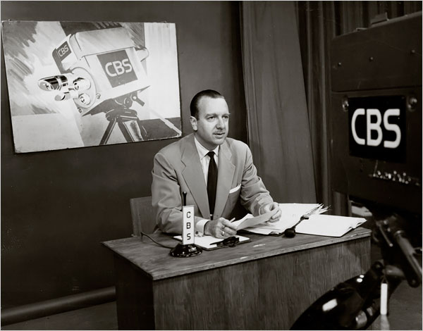 Walter Cronkite (1916 - 2009): The man who ruled American airwaves