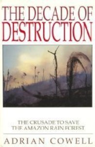 The Decade of Destruction - book cover