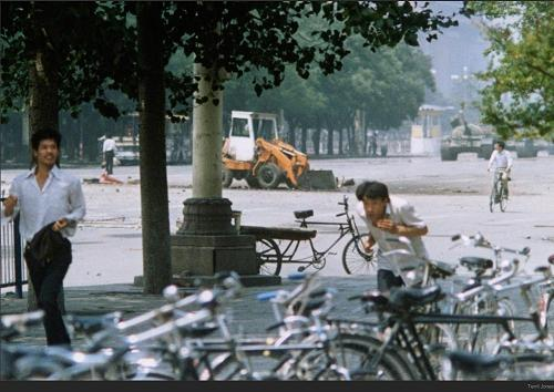 Tiananmen + 20: Tribute to Tank Man, or the Unknown Rebel (2/2)
