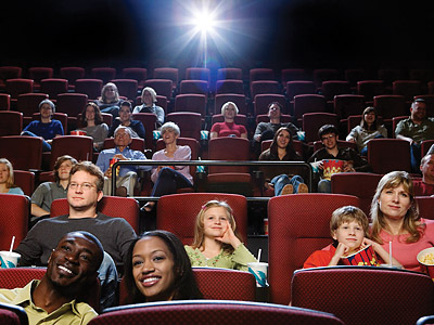 Why do we still go to the movies in the 21st Century? (3/3)