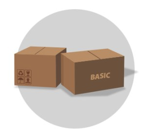 Basic Package for Packing Services
