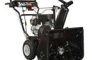 2014 Sno-Tek 920402 (Ariens Economy) 24 in 208 cc 2-stage Snow Blower Review 10
