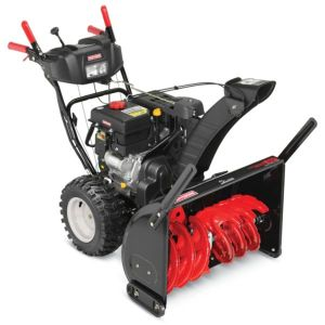 2014 Craftsman 30 in 357 cc Model 88396 Electric Chute Two-Stage Snow Blower Review 3