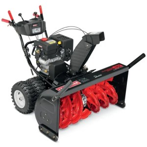 2014 Craftsman 45 in 420 cc Model 88398 Two-Stage Snow Blower Review 1