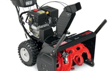 2014 Craftsman 33 in 357 cc Model 88397 Review Two-Stage Snow Blower Review 2