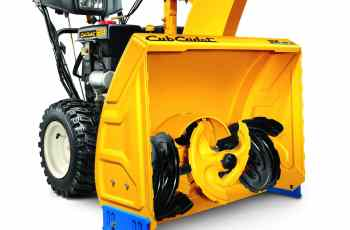Cub Cadet 3X SERIES snow thrower