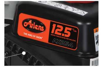 Who Makes Ariens AX Engines? 1