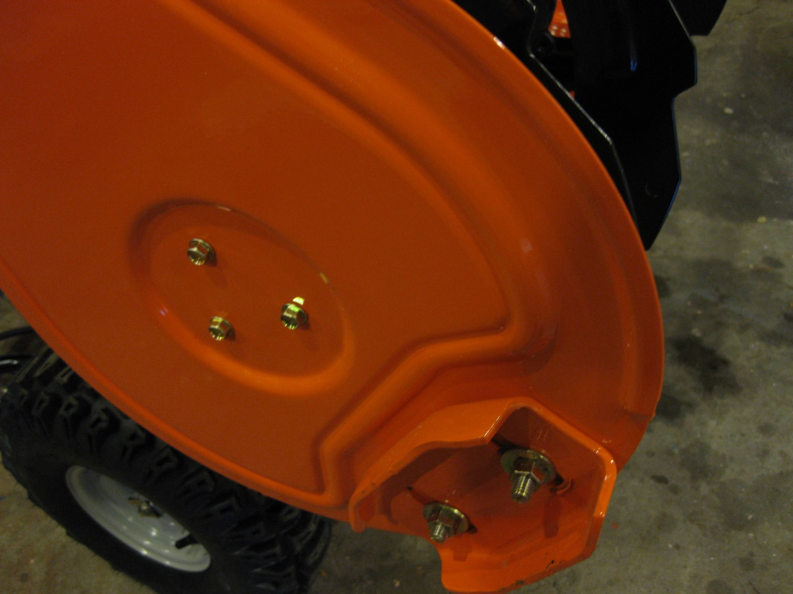 2014 Ariens Deluxe 28 Snow Blower 921030 With Auto Turn