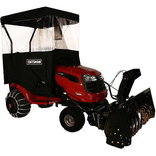 Is A Tractor Mounted Snow Blower Right For Me Todaysmower Com