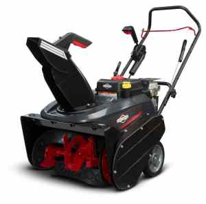 Briggs & Stratton Single Stage - 22 inch - 205cc - Electric Start - Model 1696506