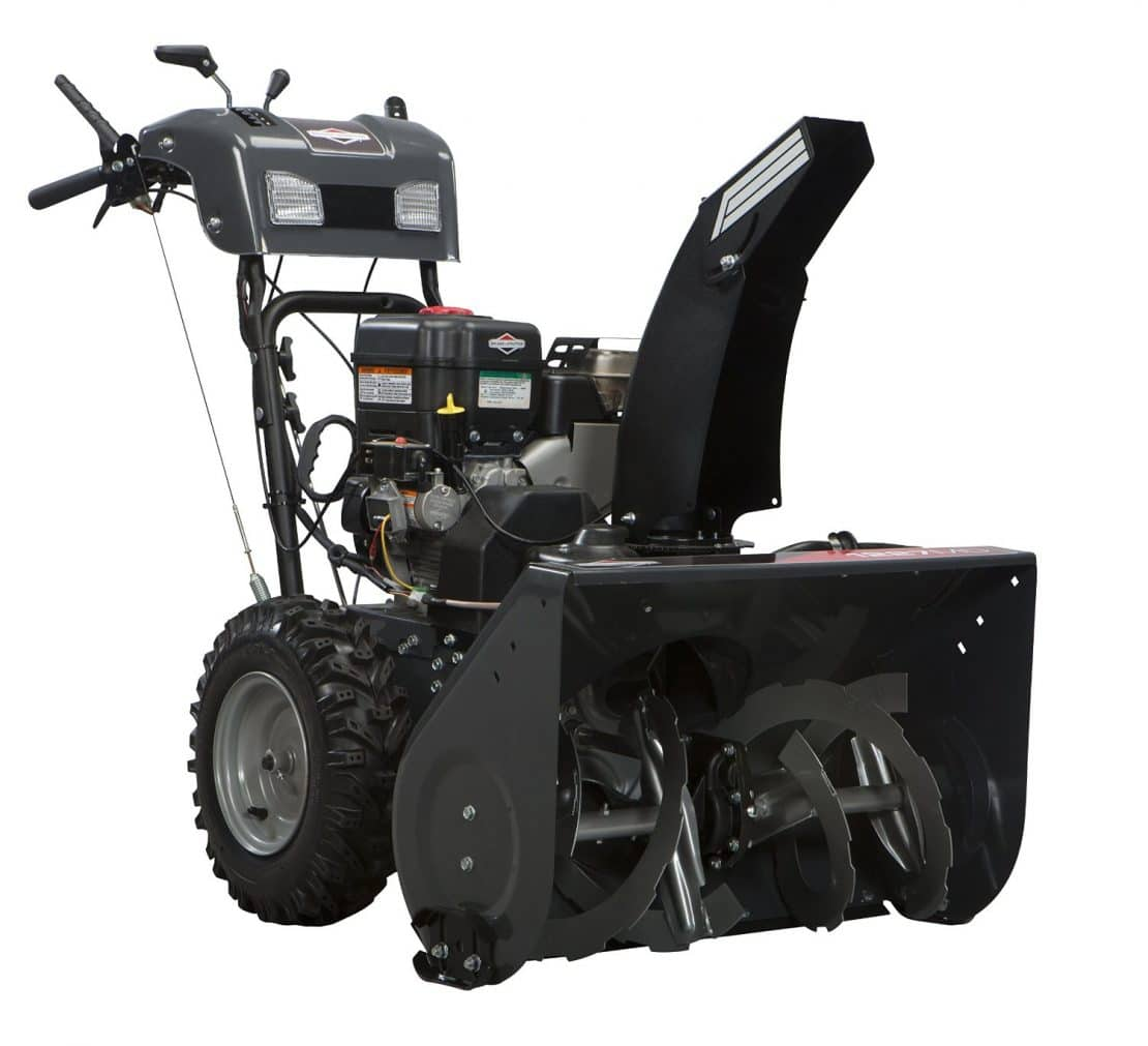 New Briggs Stratton Snow Blowers My Review MovingSnow