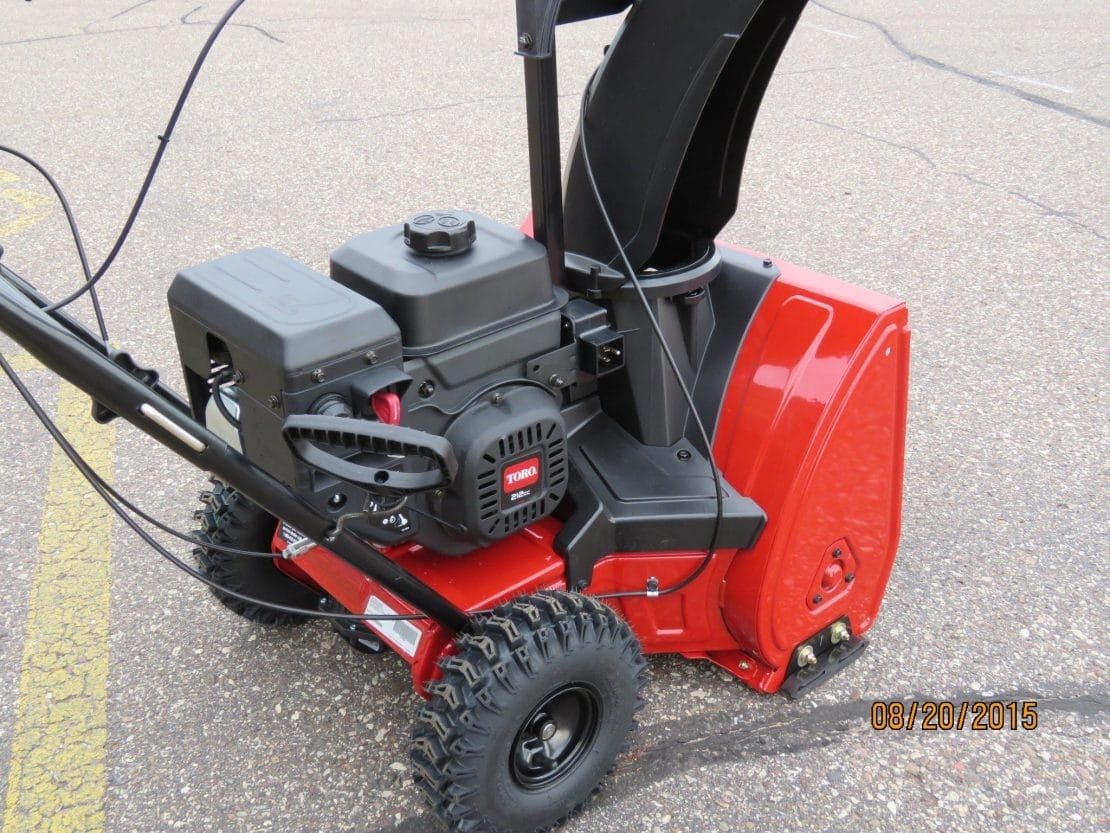 The Toro SnowMaster This May Be Your Next Snow Thrower