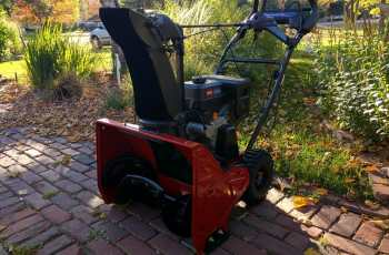 Toro SnowMaster 724 QXE, 824 QXE Picture Review 14